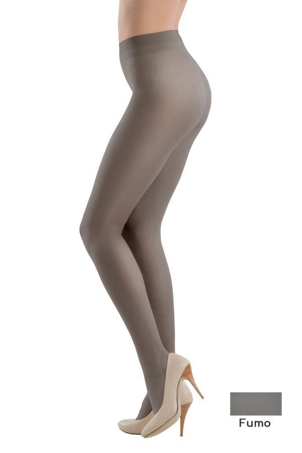 Ciorapi Eleganti cu Multifibra Prestige Fumo
