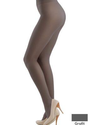 Ciorapi Eleganti cu Multifibra Prestige Grafit