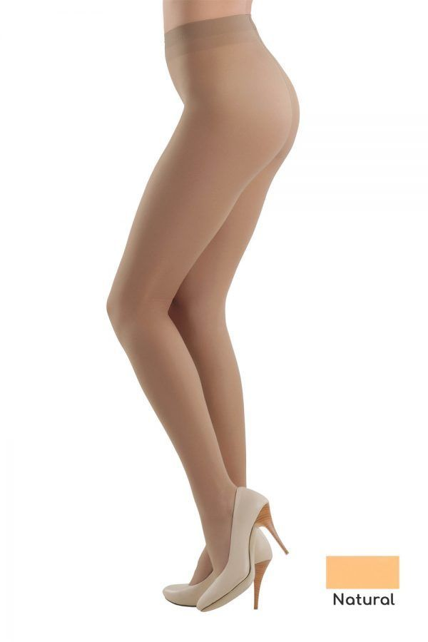 Ciorapi Eleganti cu Multifibra Prestige Natural