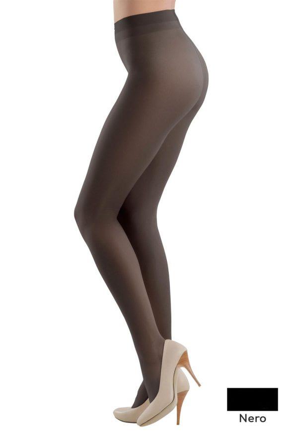Ciorapi Eleganti cu Multifibra Prestige Nero