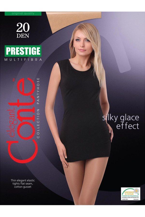 Ciorapi Eleganti cu Multifibra Prestige 20 Den Conte Elegant