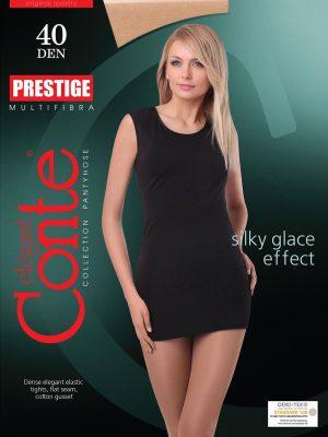 Ciorapi Eleganti cu Multifibra Prestige 40 Den Conte Elegant