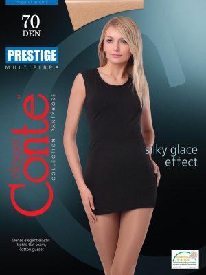 Ciorapi Eleganti cu Multifibra Prestige 70 Den Conte Elegant