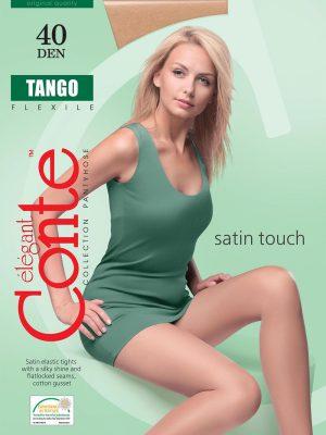 Ciorapi Tutto-Nudo Subtiri Tango 40 Den Conte Elegant
