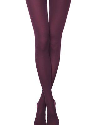 Ciorapi grosi din microfibra si 3D Lycra Trendy 150 Den Conte Elegant Marsala