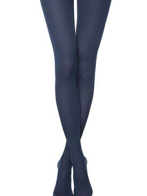 Ciorapi grosi din microfibra si 3D Lycra Trendy 150 Den Conte Elegant Navy