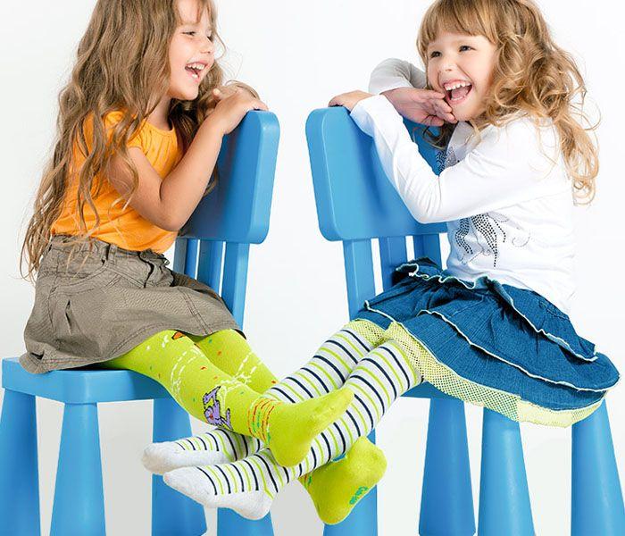 Ciorapi din Bumbac Copii Brand Conte Kids