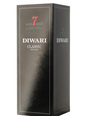 Șosete subțiri de bumbac (7 buc), DiWaRi Classic 7 zile ambalaj