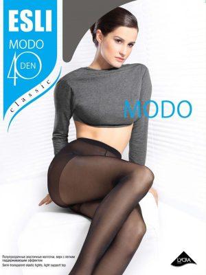 Ciorap clasic și semitransparent, Esli Modo 40