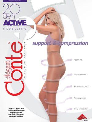 Ciorapi Modelatori 20 Den Active 20 ambalaj nou