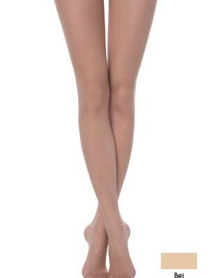 Ciorapi Ultra Subțiri Dress Code, Conte Elegant Bej