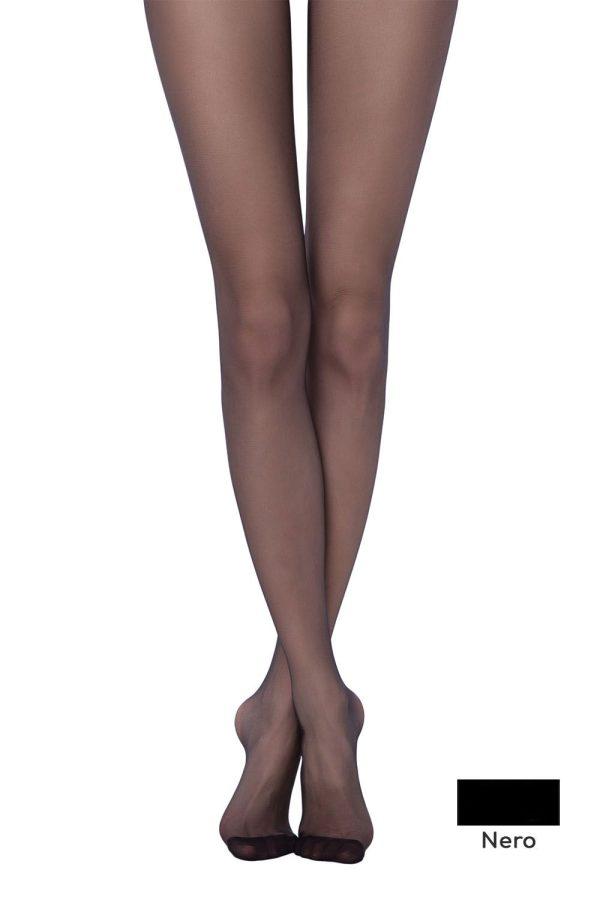Ciorapi Ultra Subțiri Dress Code, Conte Elegant Nero