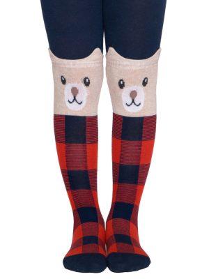 Ciorapi bumbac copii Tip-Top, Model 449, Conte Elegant