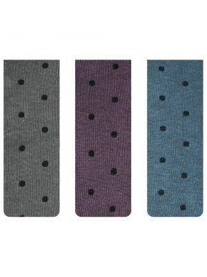 Ciorapi bumbac copii cu model buline, Esli 332