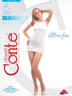 Dres Ultra Subțire cu intaritura invizibila Summer 8 Den Conte Elegant