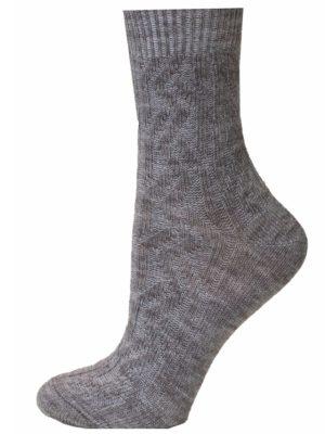 Șosete groase mix lână, ARCTIC 1403(005) Capuccino