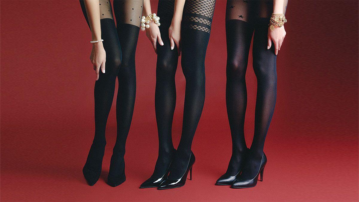Cum se poartă corect dresurile sau ciorapii dama Conte Elegant