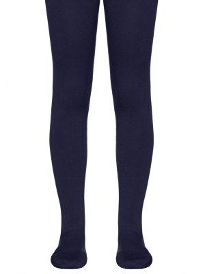 Ciorapi subțiri clasici din bumbac mărimi mari, Conte Kids Tip-Top 000 model navy
